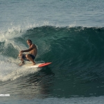 Still on the West Coast, Balian to Funggu 18th – 19th January 2016