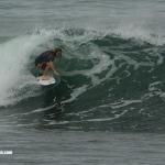 West Coast fun sized waves 6th -7th February 2016