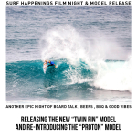 Channel Islands Bali, Surf Films & New Models 5th May 2016