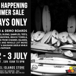 CHANNEL ISLANDS BIG SALE JULY 1-2-3 Get Ready !