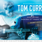 tom curren poster