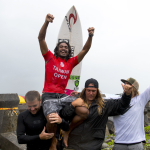 Three WSL Champions Crowned at Taiwan Open of Surfing