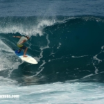 Indo's Premier surfing location Uluwatu 18th / 19th April 2017