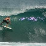 Bali's bukit peninsular lights up with 3-6ft waves 7th May 2017