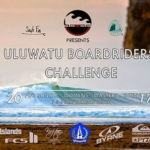 It's on again ! Uluwatu Boardriders Challenge 7-8-9 July 2017
