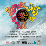 BILLABONG RENAMES ITS GROMMET SERIES TO BLOODLINES BALI 2017