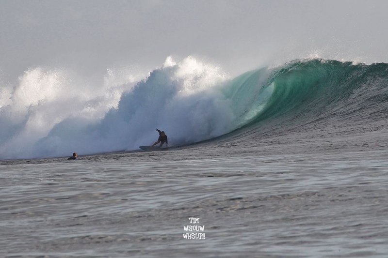 G-LAND SURF REPORT, Joyo's G-Land Surf Report 17th August 2017