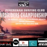 PERERENAN SURFING CLUB, BOARDRIDERS CHAMPIONSHIP 2017