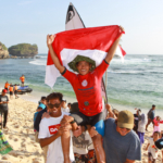 Indonesia's Rio Waida Takes the Win of his Career, 2017 Hello Pacitan Pro