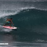 BALI SURF REPORT, West Coast Bali 25th September 2017