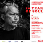 Piping (Magic Wave) solo Photographic exhibition.