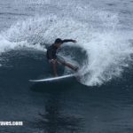 BALI SURF REPORT, East / West Coasts Bali 16th – 17th October 2017