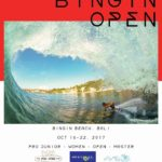 BINGIN BOARDRIDERS PRESENTS – BINGIN OPEN SURFING CONTEST