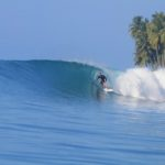 NIAS SURF REPORT, KabuNohi Sorake Resort, Lagundri Bay 25.10.17