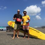 Canggu community, donated Defibrillator (resuscitation machine, AED)