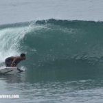 BALI SURF REPORT, West Coast Bali, 7th – 8th November 2017