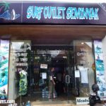 SURF OUTLET SEMINYAK STORE, everything is at bargain price