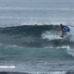 BALI SURF REPORT, East Coast Bali 7th – 8th January 2018