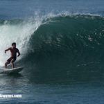 BALI SURF REPORT, East Coast Bali 5th – 6th January 2018