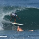 BALI SURF REPORT, East to West Coast Bali 20th – 25th February 2018