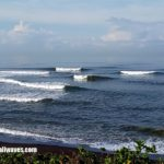 BALI SURF REPORT, West Coast Bali 26th – 27th April 2018