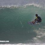 BALI SURF REPORT, East Coast Bali 1st-2nd April 2018