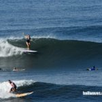 BALI SURF REPORT, East Coast to West Coast 18th – 19th April 2018