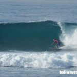 BALI SURF REPORT, The jig is up on the East Coast 7th-8th April 2018