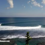 BALI SURF REPORT, West Coast Bali 9th May 2018