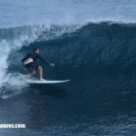 BALI SURF REPORT, Uluwatu to Medewi 23rd to 24th June 2018