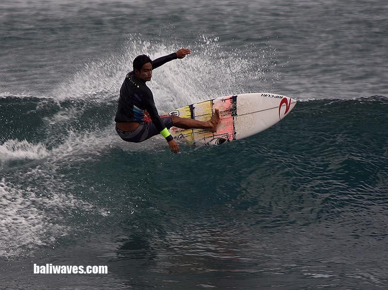 BALI SURF REPORT, East to West Coasts 7th – 8th August 2018