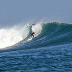 G-LAND SURF REPORT, Joyo's G-Land Surf Camp 24th August 2018