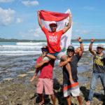 Ketut Agus and Vittoria Farmer Win 2018 Nias Pro QS1,000 in Indonesia