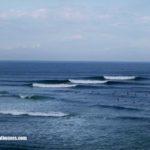 BALI SURF REPORT, West Coast / Balian 5th September 2018