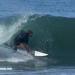 BALI SURF REPORT West Coast Bali Canggu 14th January 2019