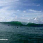"BALI SURF REPORT, ""The Island"" 25th January 2019"