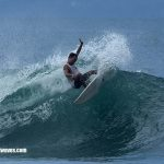 BALI SURF REPORT, The Gu 9th – 10th February 2019