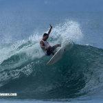 BALI SURF REPORT, The Gu 9th – 10th February 2019