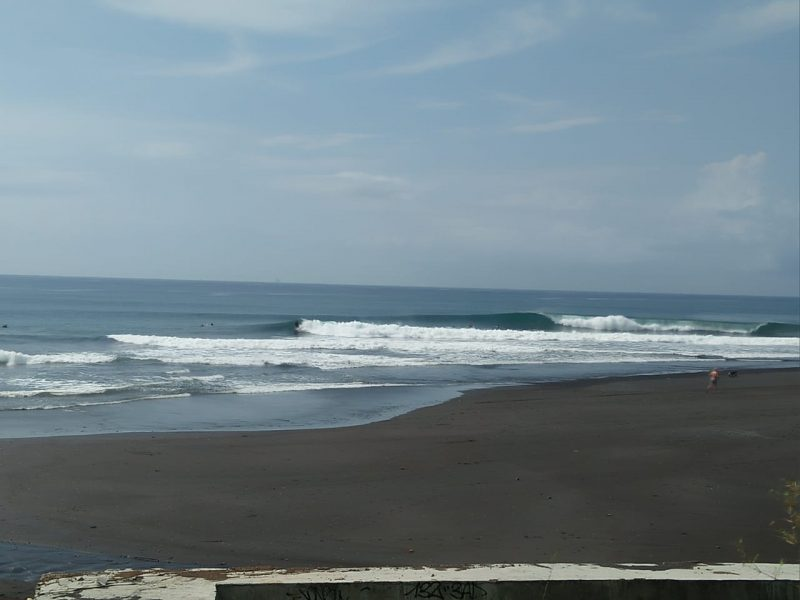 BALI SURF REPORT, East Coast / Keramas 8th February 2019